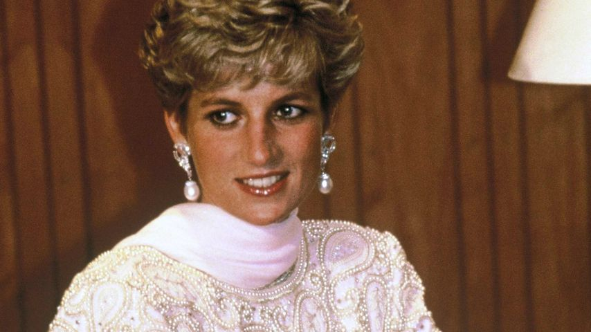 Prinzessin Diana in Pakistan, 1991