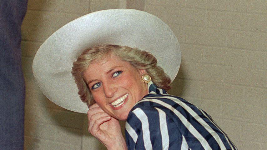 Prinzessin Diana, 1988