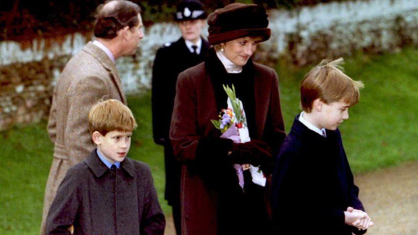 Ebenfalls Zweitgeborener: So wurde Prinz Harry vorgestellt