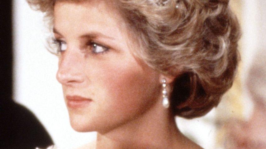 Prinzessin Diana mit ihrem Lieblings-Diadem