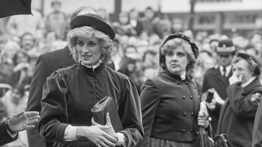 Prinzessin Diana im März 1985