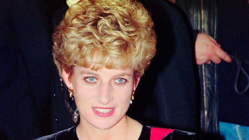 Prinzessin Diana im November 1992