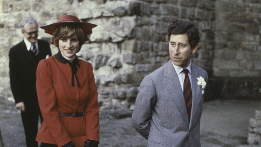 """""""Seine Hände waren überall"""": Charles & Dianas 1. Date"""