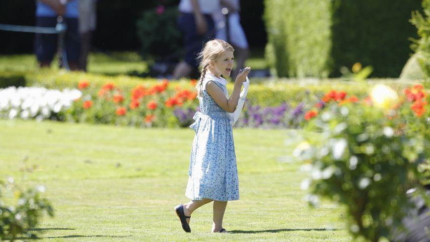 Prinzessin Estelle (4): Darum ist sie eine echte Fashionista