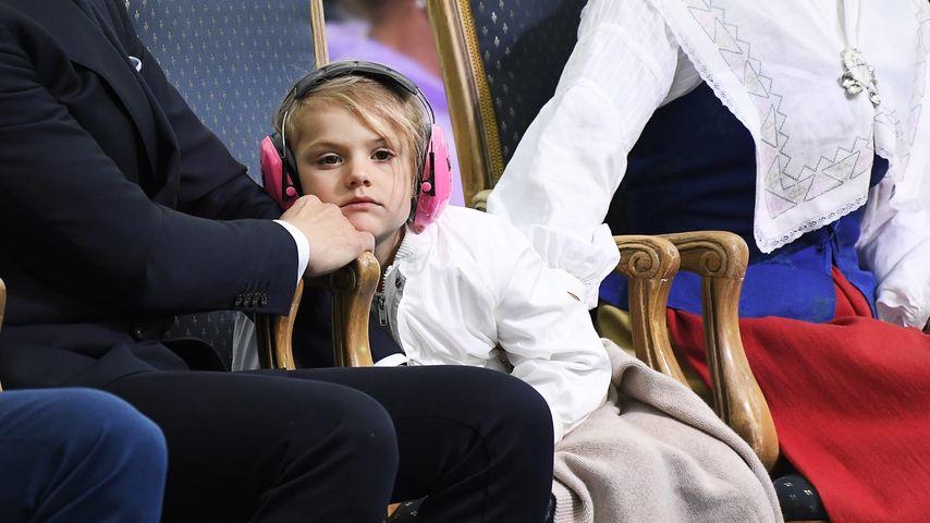 Prinzessin Estelle beim Konzert anlässlich des Victoriatages 2016