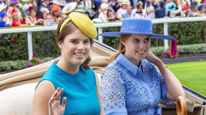 Megxit! Werden Beatrice und Eugenie die neuen Super-Royals?