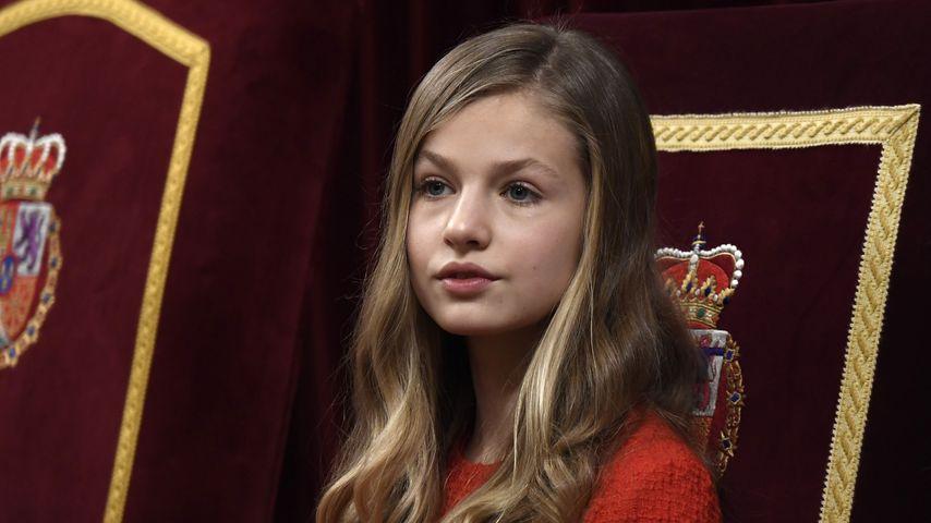 Corona-Fall in Schule: Leonor von Spanien in Quarantäne