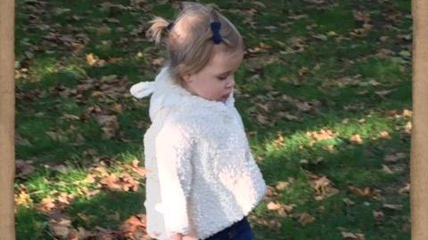 Verträumt im Park: Prinzessin Leonore läutet den Herbst ein