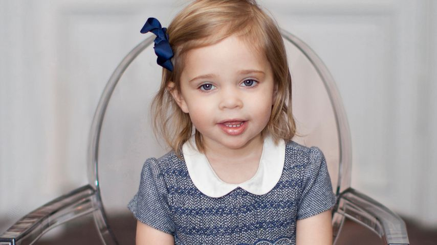 Knuffig! Prinzessin Leonores offizielles Geburtstagsfoto
