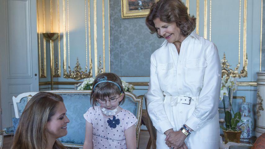 Mein großer Tag: Prinzessin Madeleine, Enna und Königin Silvia