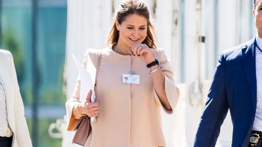 Madeleine ist schon in London: Entbindung wirklich in UK?