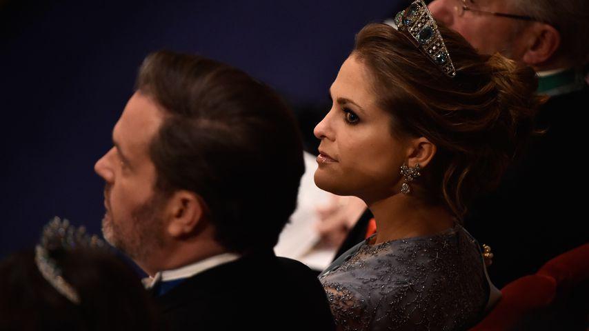 Prinzessin Madeleine von Schweden mit Ehemann Chris O'Neill