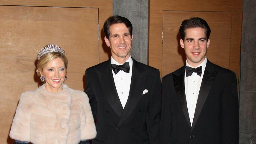 Philippos prinz Princess Diana's