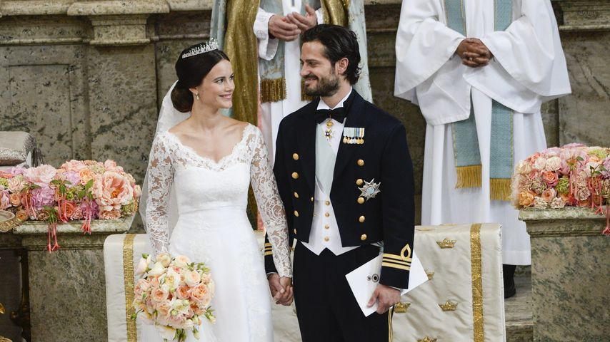 Prinzessin Sofia und Prinz Carl Philip, 2015
