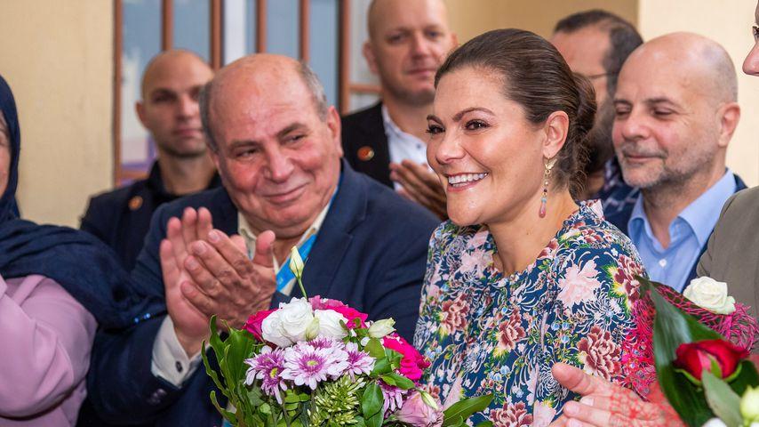 Prinzessin Victoria aufgelöst: Darum weinte sie in Beirut