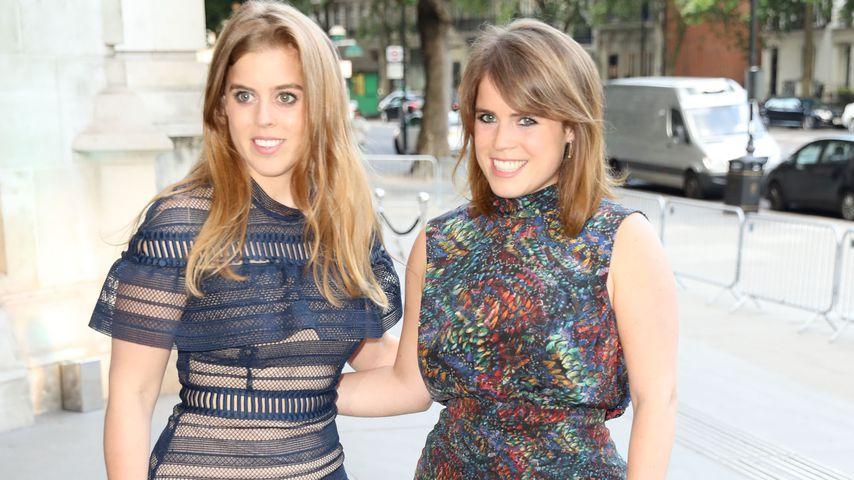 Beatrice & Eugenie: Die Prinzessinnen haben es nicht leicht!