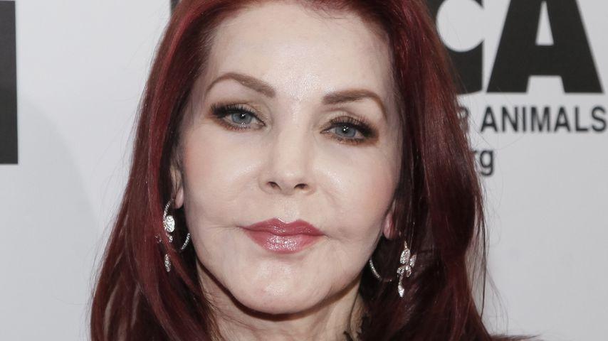 Priscilla Presley, Witwe von Elvis Presley