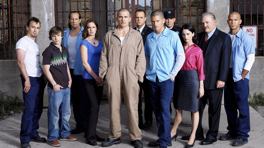 "Der ""Prison Break""-Cast"