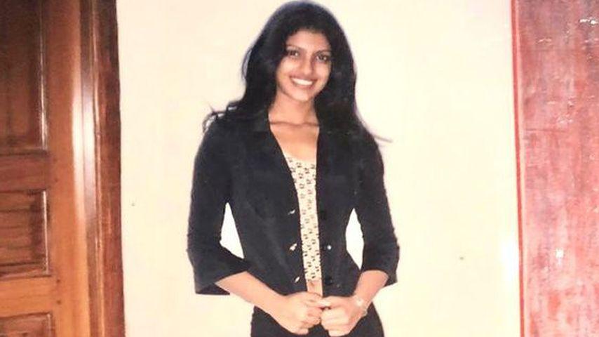 Priyanka Chopra mit 17 Jahren