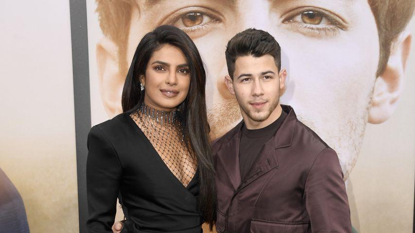 Priyanka Chopra und Nick Jonas im Juni 2019