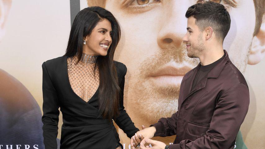 Priyanka und Nick Jonas in Los Angeles