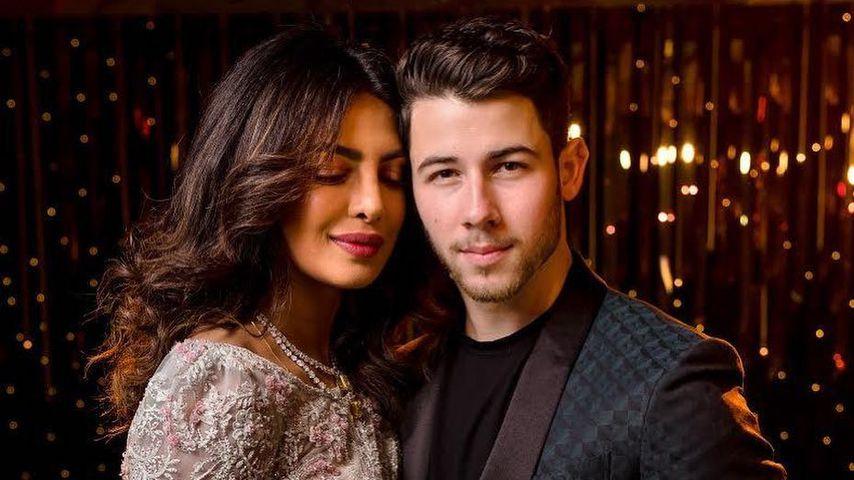 Priyanka Chopra und ihr Ehemann Nick Jonas