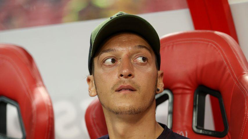 Nach Raubüberfall auf Mesut Özil: Zwei Männer verhaftet!