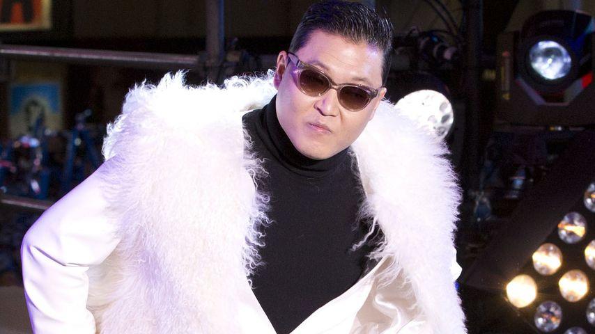 Psys Vorsatz 2013: Mit dem Gangnam Style aufhören!