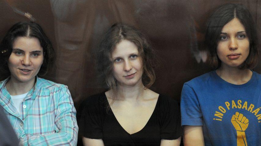 Pussy Riot: Zwei Jahre Haft!