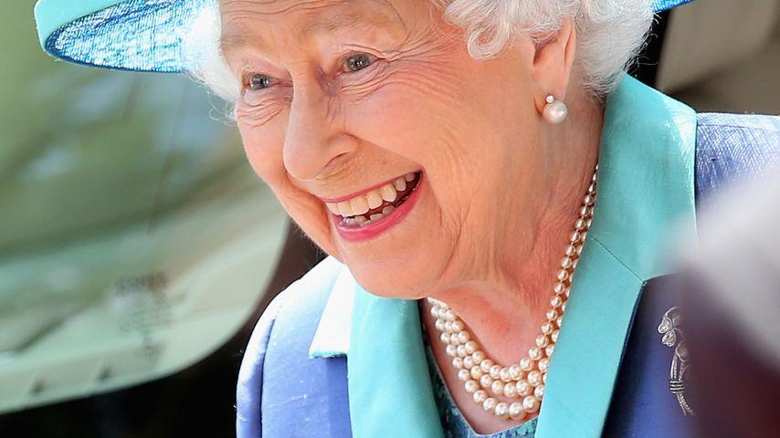 Jetzt in Frankfurt: Die Queen mischt sich unter die Hessen