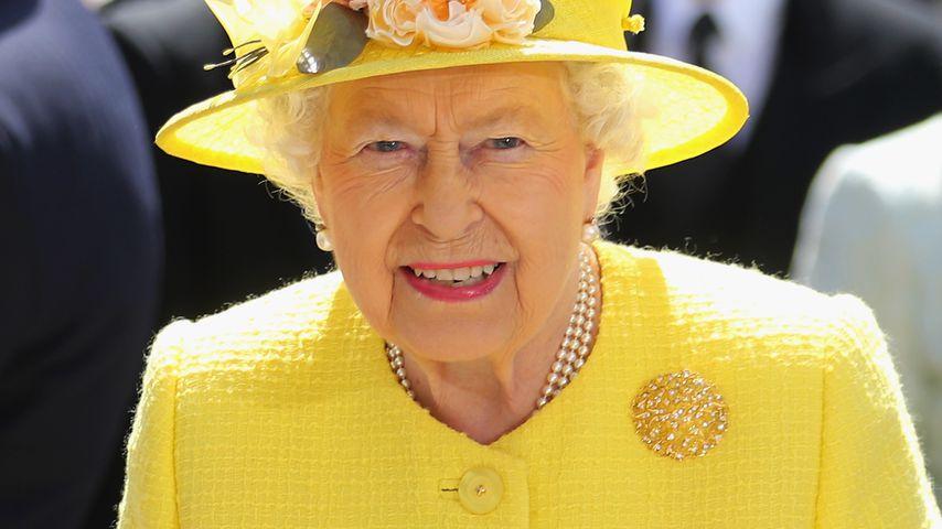 Queen Elizabeth beim Investic Derby Festival 2017