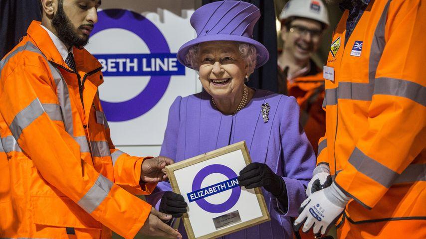 """""""Elizabeth Line"""": Die Queen bekommt eine U-Bahn-Linie"""