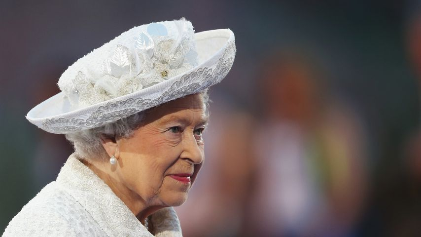 Queen Elizabeth II. 2014 in Glasgow
