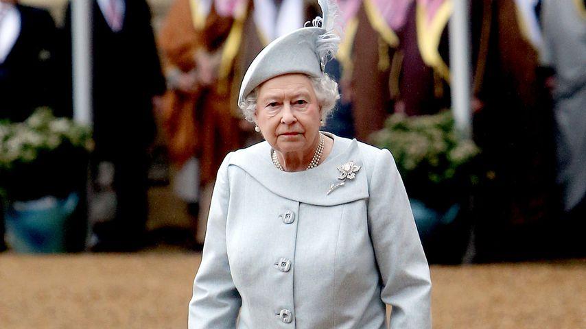 Queen Elizabeth II., Monarchin