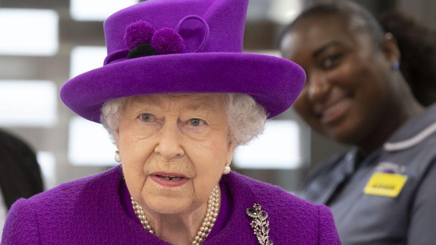 Queen Elizabeth II. im Februar 2019 in London