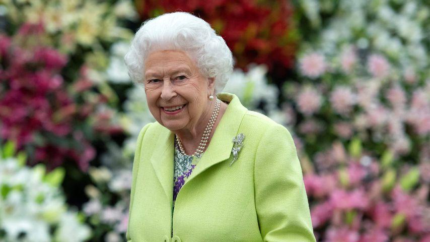 Queen Elizabeth II. im Mai 2019