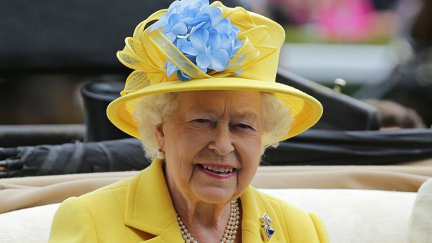 Queen Elizabeth II. in Ascot 2018