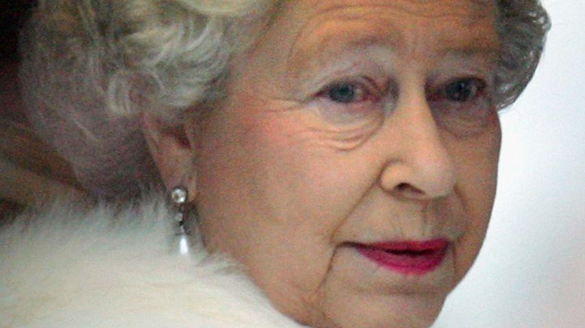 Queen Elizabeth II. lächelt