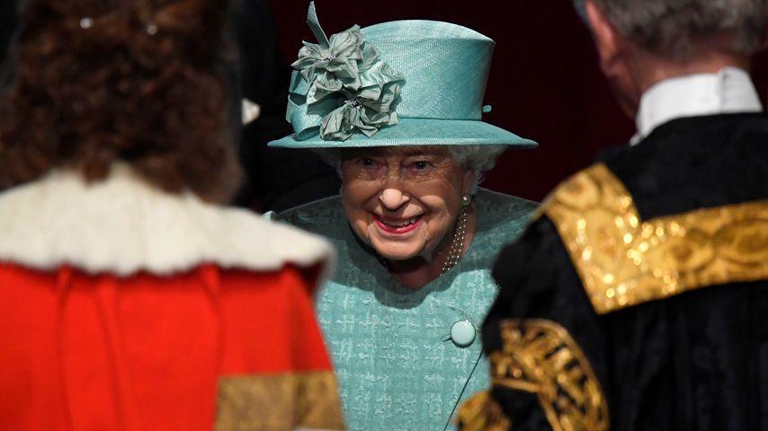 Queen Elizabeth II. in London, Dezember 2019