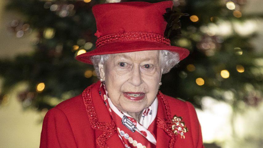 Queen Elizabeth II. im Dezember 2020
