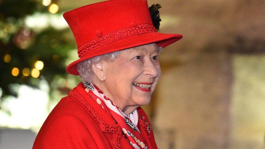 Video-Call: So lernte die Queen Urenkelin Lilibet kennen