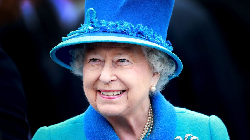 Queen Elizabeth II. im September 2015