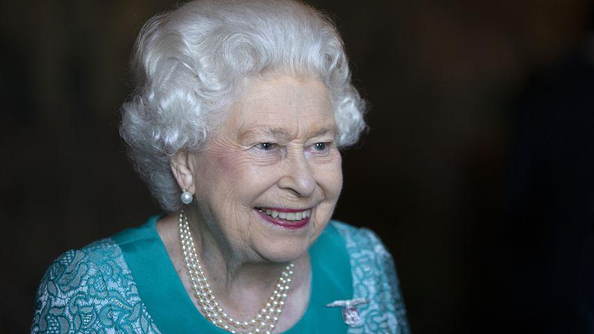 Queen Elizabeth II. im Juli 2018 in Edinburgh