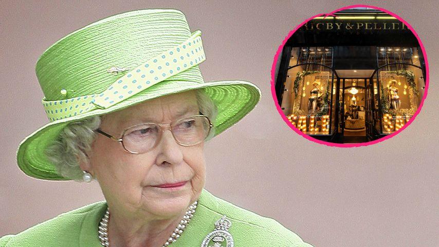 Queen Elizabeth II. feuerte ihre Dessous-Verkäuferin!