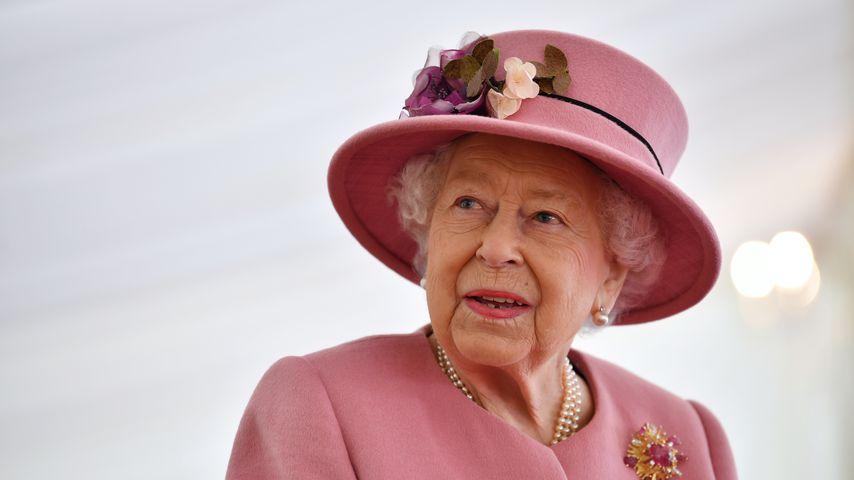 Das erste Mal seit Monaten: Die Queen mit William bei Termin