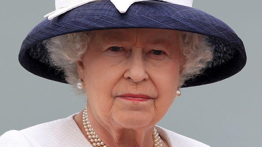 Queen Elizabeth II. im Juni 2010