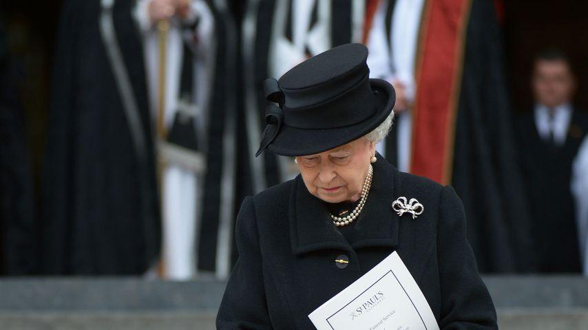 Queen Elizabeth II., 2013 in London