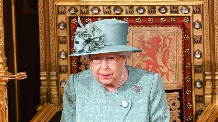 Queen Elizabeth II. in London