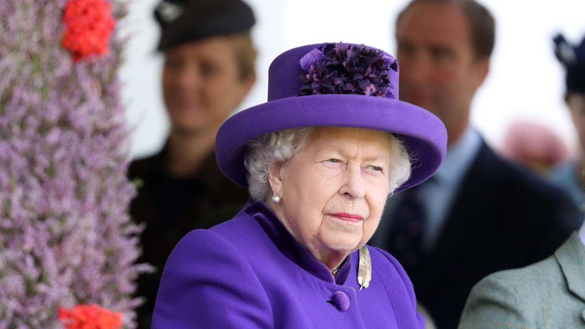 Putz-Handschuhe: Von wem bekam die Queen dieses Geschenk?