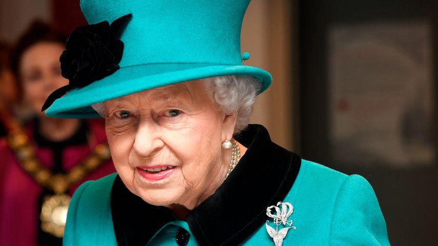 Queen Elizabeth II. in London, 2018